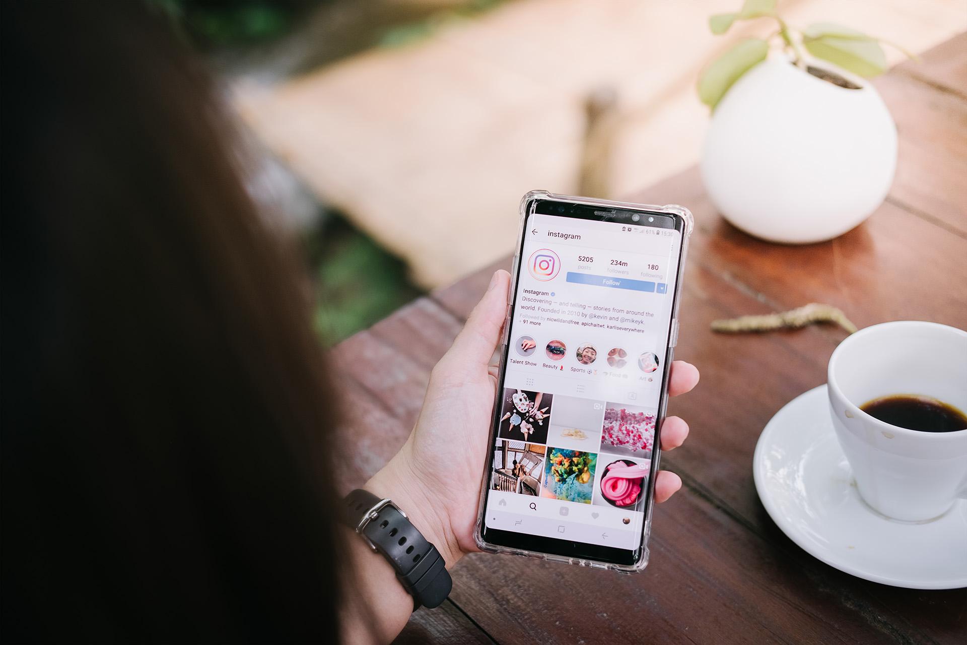 Les marques et les story sur les réseaux sociaux, véritables leviers marketing
